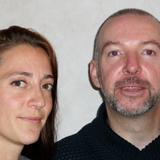 Cécile Chamarie et Jérôme Grange